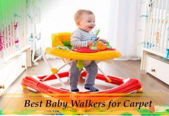 Best Baby Walkers for Carpet in 2020