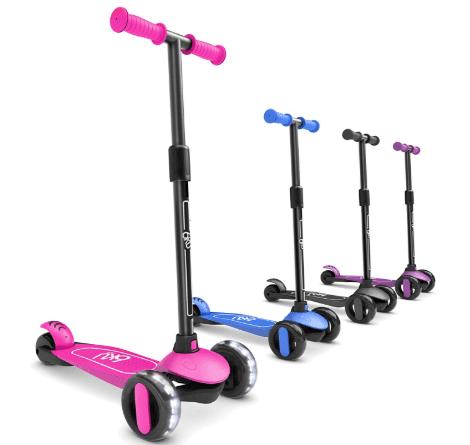 6KU 3 Wheels Kick Scooter