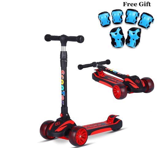 SDSPEED Kick Scooter for Kids