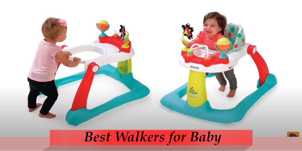 Best Walkers for Baby