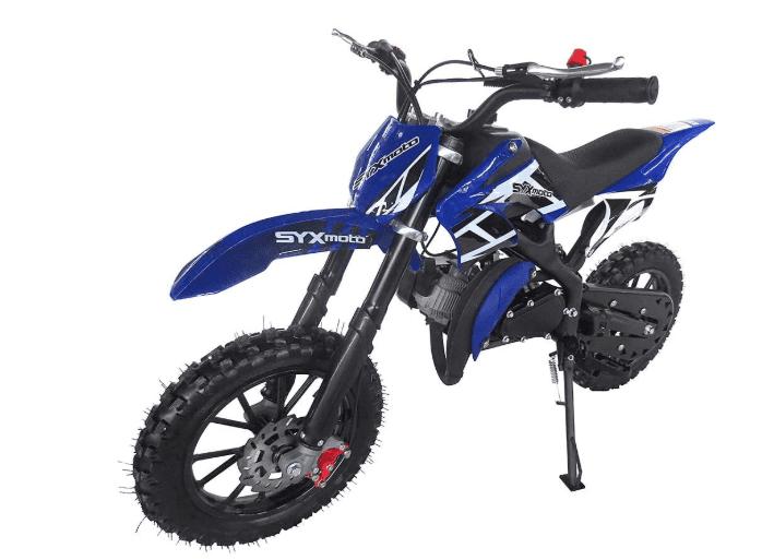 SYX MOTO Kids Mini Dirt Bike Review