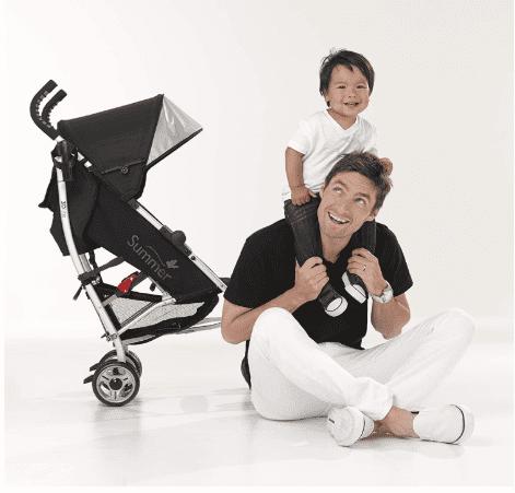 Summer 3Dlite Convenience Stroller Review