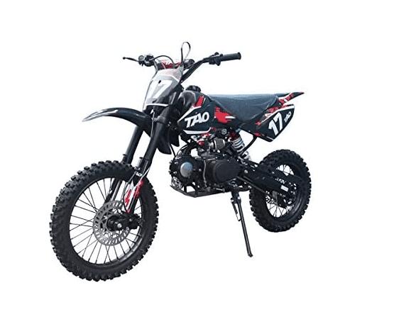 Taotao DB17 125cc Dirt Bike for Kids Review