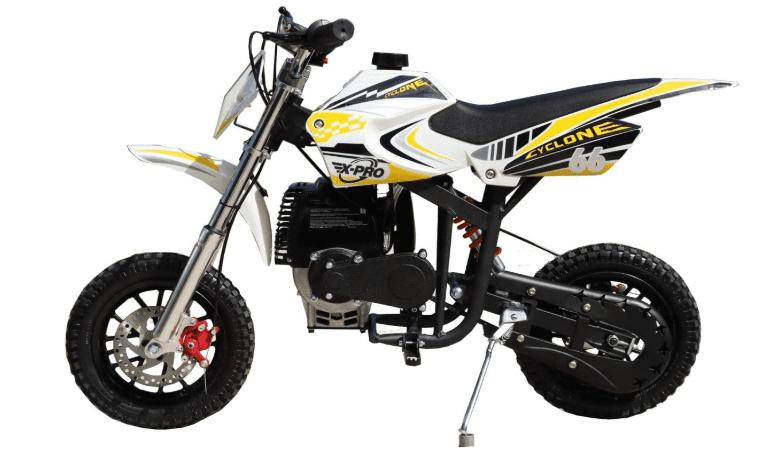 X-PRO Cyclone 40cc Kids Dirt Bike Review