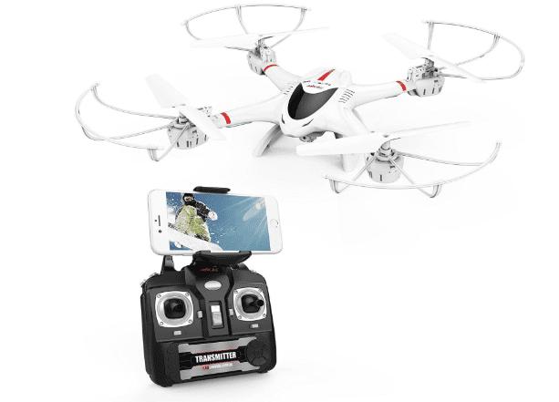 DBPOWER MJX X400W FPV Drone Review