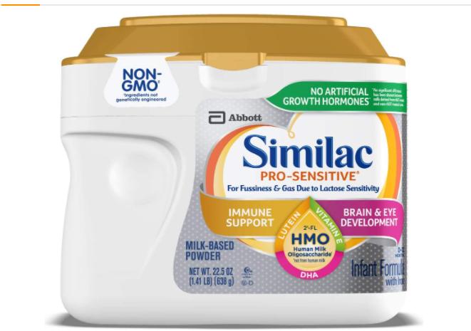 Similac Pro-Sensitive Infant